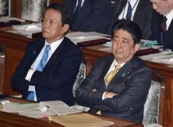 挑戰安倍? 日本副首相麻生成立新派閥
