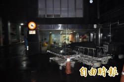 大雨釀災…嘉基急診室淹水 停收一般急診個案2小時