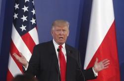 批北韓射飛彈「非常危險」 川普:考慮嚴厲對策