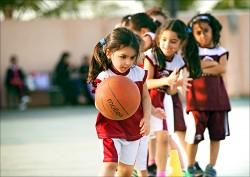沙國公校女學生 體育課解禁