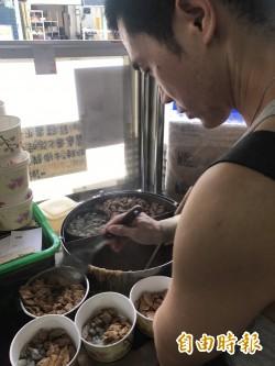 天天吃好料》泰山這碗蚵仔麵線 湯匙一挖像挖到寶