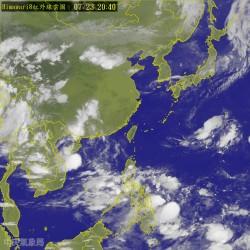 明高溫炎熱防雷雨 本週恐再添一颱接近台灣