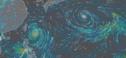 8號颱風將橫越台灣? 氣象專家這樣說…
