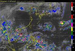 持續高溫炎熱!彭啟明:注意菲律賓東方低壓