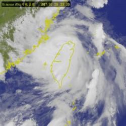 尼莎颱風撲台 交通、活動異動一覽(不斷更新)