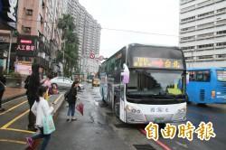 尼莎颱風來襲 438條客運全線停駛