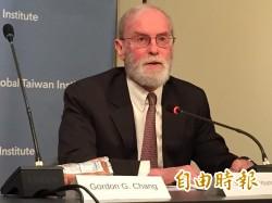 AIT前處長:中國沒遠見 霸凌蔡總統