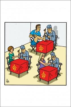 幽默宣傳世大運 44漫畫家替台灣加油