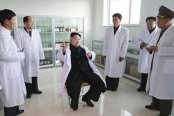 北韓高層販毒給大學生?  主打「可以K書24小時」!