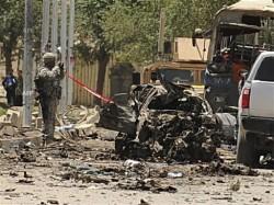 川普增兵語音未落 阿富汗再傳自殺炸彈攻擊5死40餘傷