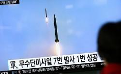 北韓清晨射3枚短程導彈 美軍:全數宣告失敗!