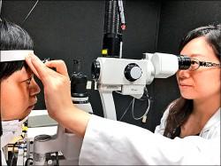 糖友怕視網膜病變 定期檢查提早預防