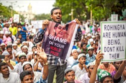 聯合國批緬甸 對羅興亞人種族滅絕