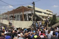 墨西哥強震致一所學校倒塌 逾百名學童失蹤