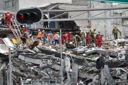 最後失聯者遺體尋獲 墨國強震受困5台僑全數罹難!