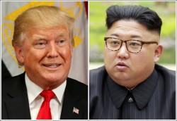 川普剛當總統 就下令施壓北韓