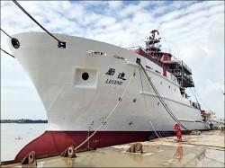 船商財務危機 海研船「勵進」延遲交船