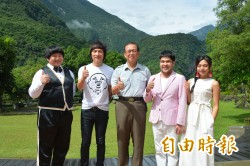 太魯閣峽谷音樂節28日登場 超強卡司曝光