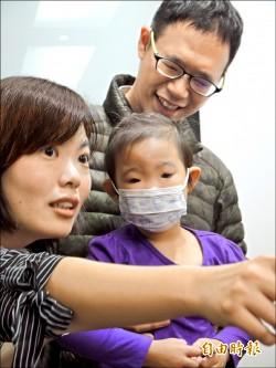 先天小眼症 把握2歲治療黃金期