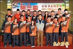 佛光大學圍棋發展中心主任徐偉庭︰ 榮三盃是學生心中的聖堂