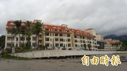 東縣長:美麗灣已在仲裁解約 縣府恐須買回建物