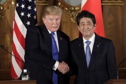 對北韓耐心已結束 川普要賣日本更多軍武