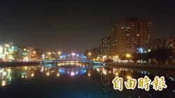夜遊台南運河既浪漫又驚奇 年底前重啟遊船