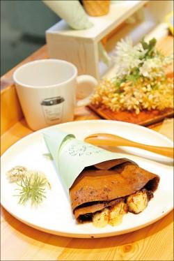 【吃遍好滋味】台北美味可麗餅店: GELATO PIQUE CAFE