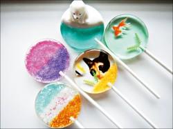 【消費GOGO】話題糖果:水晶棒棒糖