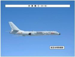 隔一天又來!中國6軍機今日再度近台