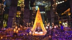 絕美耶誕!前進東京萬顆燈海童話世界