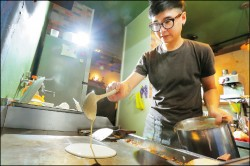 【早餐店好味哲學】嘉義‧土佐TO DRAW:使用高級原料、堅持不用半成品