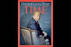 川普自稱拒當年度風雲人物 時代雜誌打臉