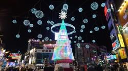 耶誕節到釜山 一舉三得這樣過