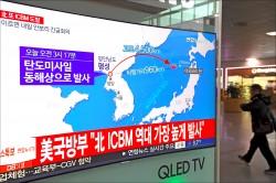 北韓新飛彈 可打到華府