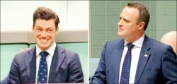 澳洲國會辯論同婚 議員趁機求婚
