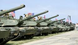 國軍暫緩採購M1A2戰車 著手發展「不對稱」戰力殲敵