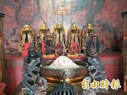 台南西來庵找到千年祖廟:剩一堵古牆
