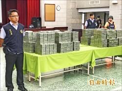 走私史上最大宗海洛因/船長運毒 判無期徒刑