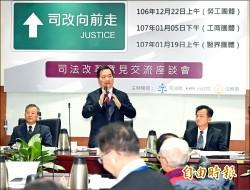 司院推勞動訴訟程序特別法 廣設勞動法庭
