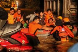 熱帶風暴強襲菲南滅村 近90死、數十人失蹤