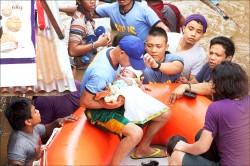 12月颱橫掃 菲南土石流133死