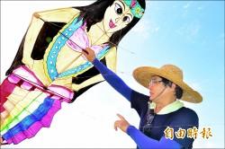 人物速寫》逆風高飛耍特技 馮燦煌「箏」服國際天空