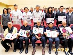 「家在台灣」 靈醫會6神父修士獲身分證