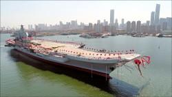 日媒:最遲2030年 中國組建航艦打擊群