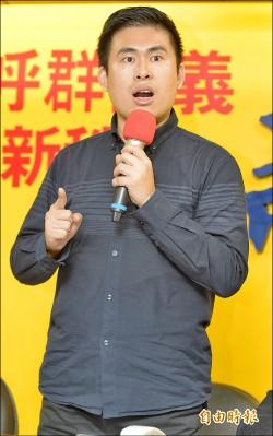 王炳忠:沒聽過星火T計劃 沒拿國台辦錢