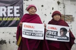 推行藏語教育遭中國拘押   扎西文色面臨15年徒刑