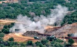 以反恐為名 土耳其空襲敘北