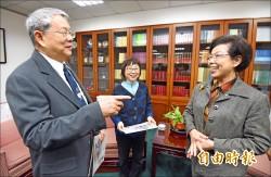 「司法界可能引用迴避條款」 陳師孟:想讓我虛度任期