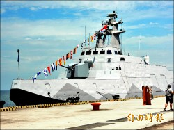 總經費426億 海巡造艦計畫動起來